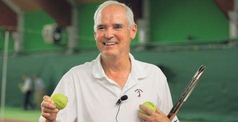 Tim Gallway - aulas de tênis para descobrir O Jogo  Interior