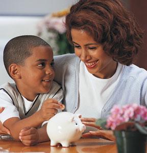 Finanças infantis